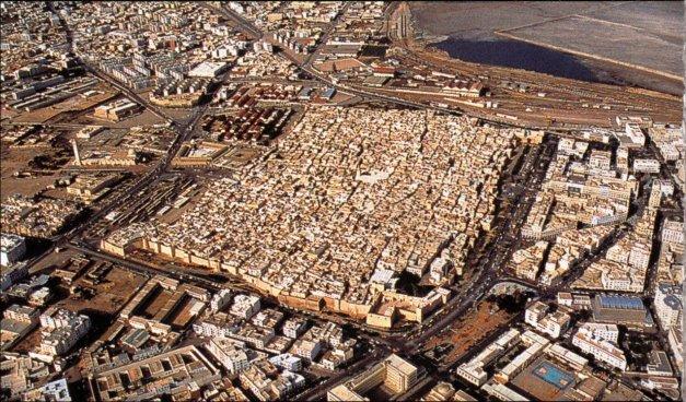 Sfax vue du ciel 1998.jpg