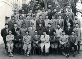 m267 Hector au Lycee Carnot Classe de Mathelem 1957.jpg
