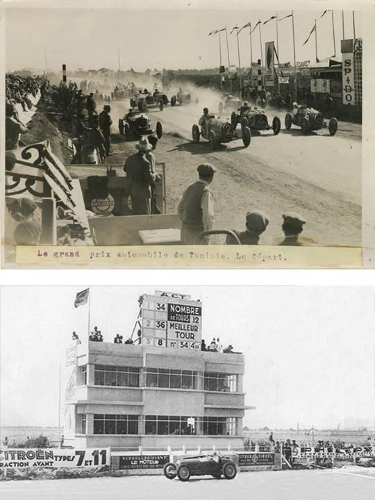 Grand prix automobile de tunisie 1928 1936 for Garage grand nord automobile nieppe